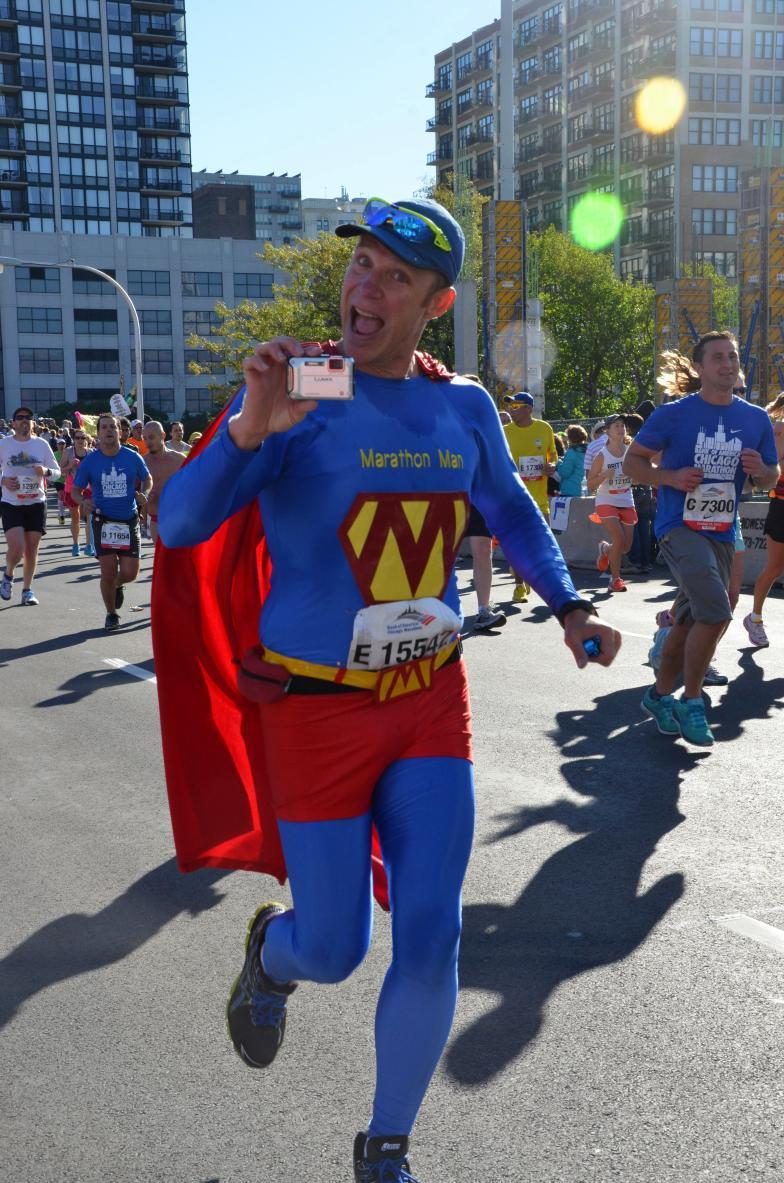Marathon Man!