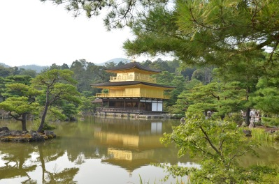 Kinkaku-ji - Golden Pavillion