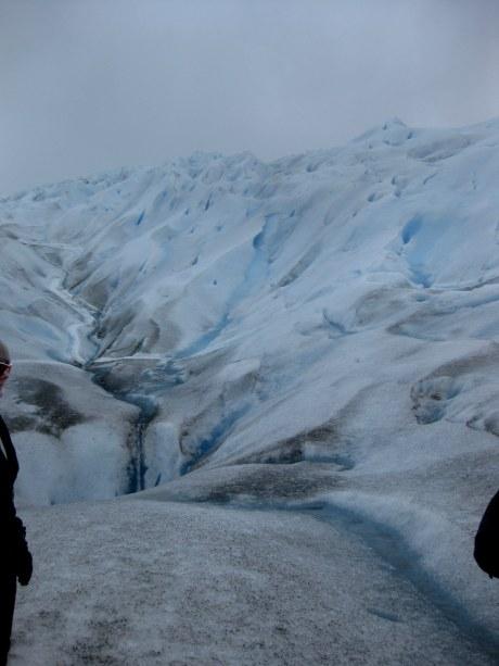 Trekking Perito Moreno Glacier